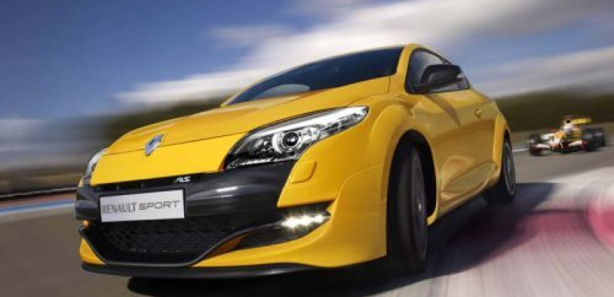 Megane Renault Sport. Сплошное удовольствие