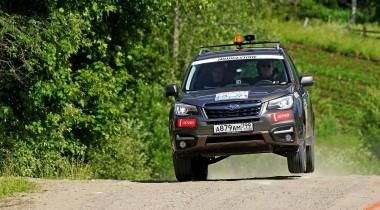 Сгоняли на ралли: как мы испытывали Subaru Forester