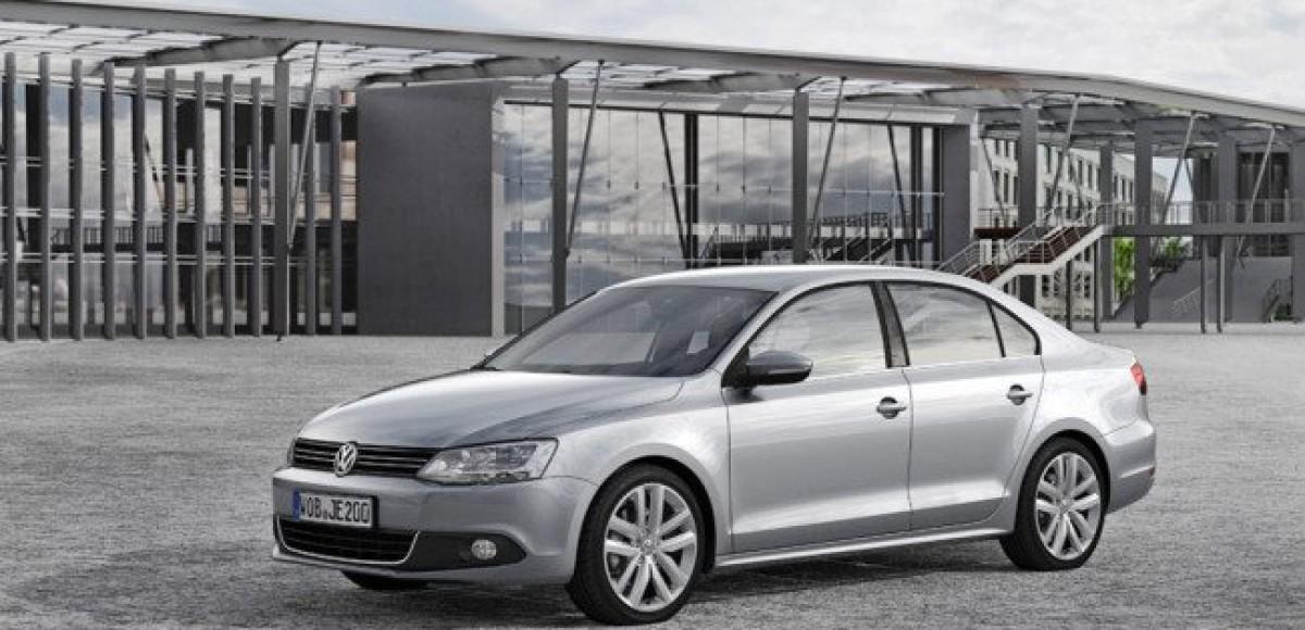100 000-ый Volkswagen в 2011 году в России