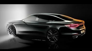 Hyundai Grandeur: новое поколение