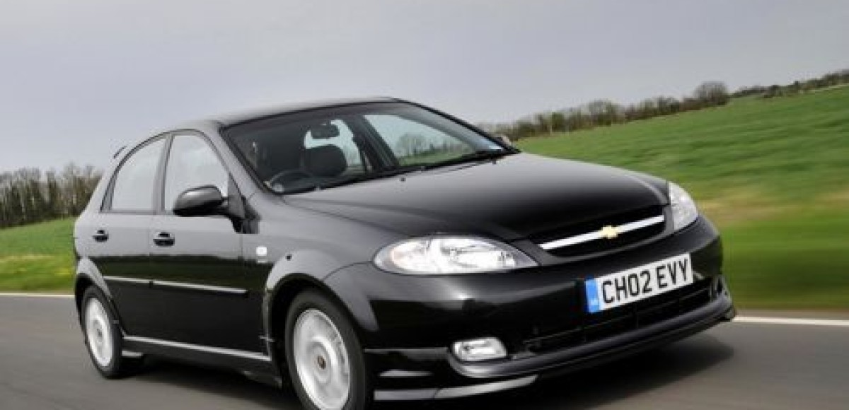 Кузова для Chevrolet Lacetti будут изготавливать в Калининграде