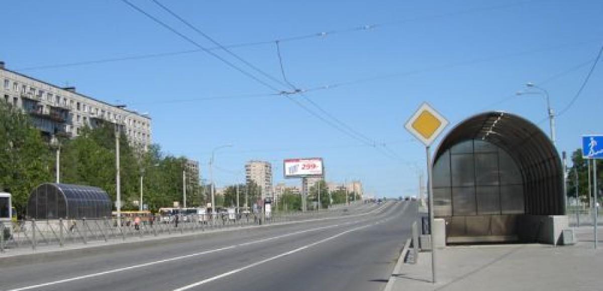 Строительство КАД в Петербурге тормозит неучтенный дом