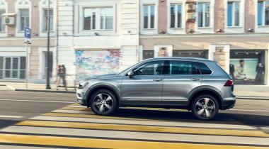 Volkswagen Tiguan: уже в цене