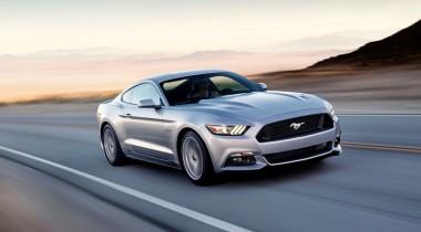 Россия проголосовала за Ford Mustang
