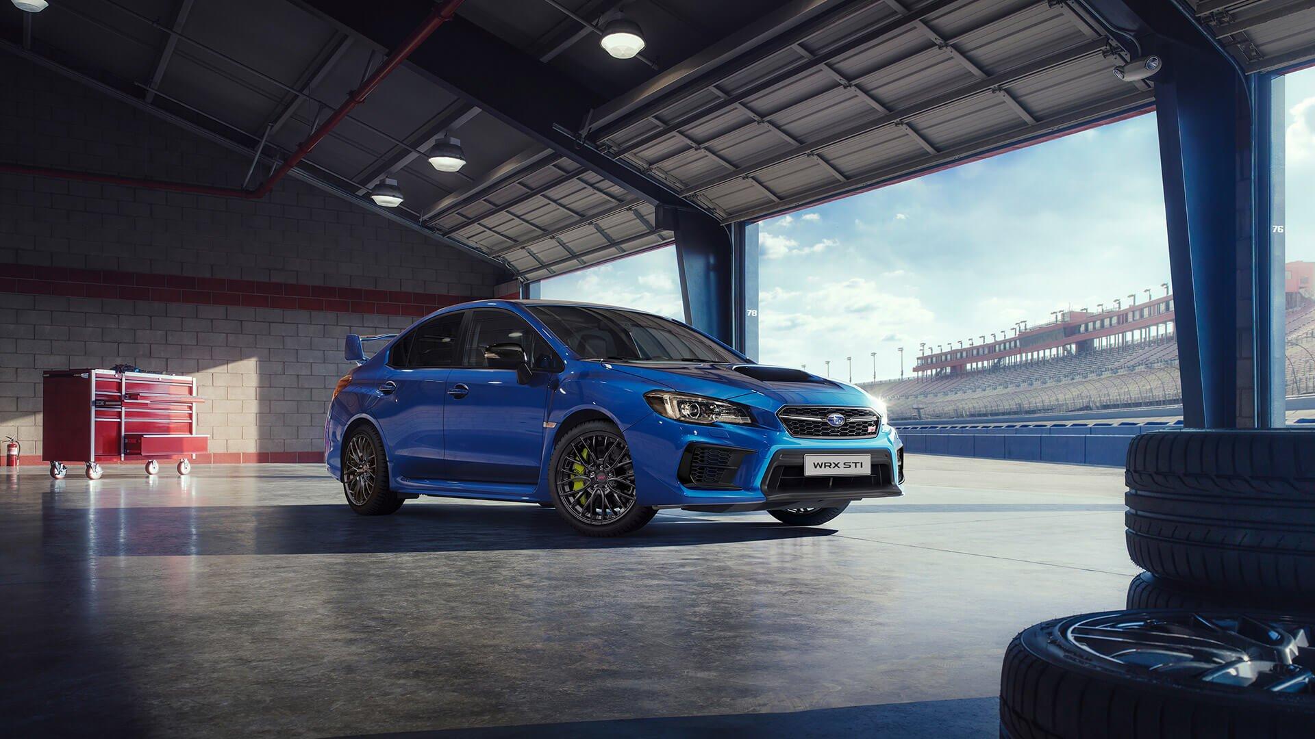 Отзывы автовладельцев. Subaru Impreza 2.5 ST