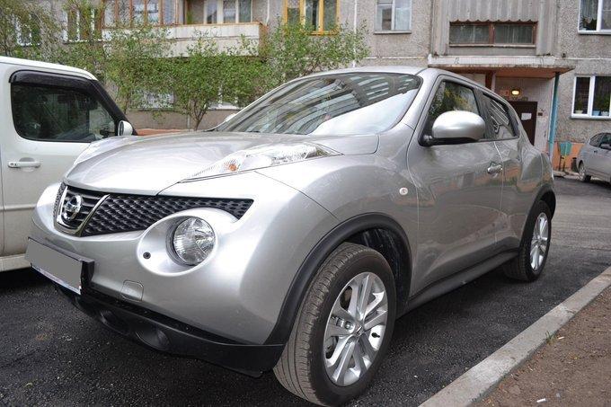 Nissan Juke. Отзывы владельцев
