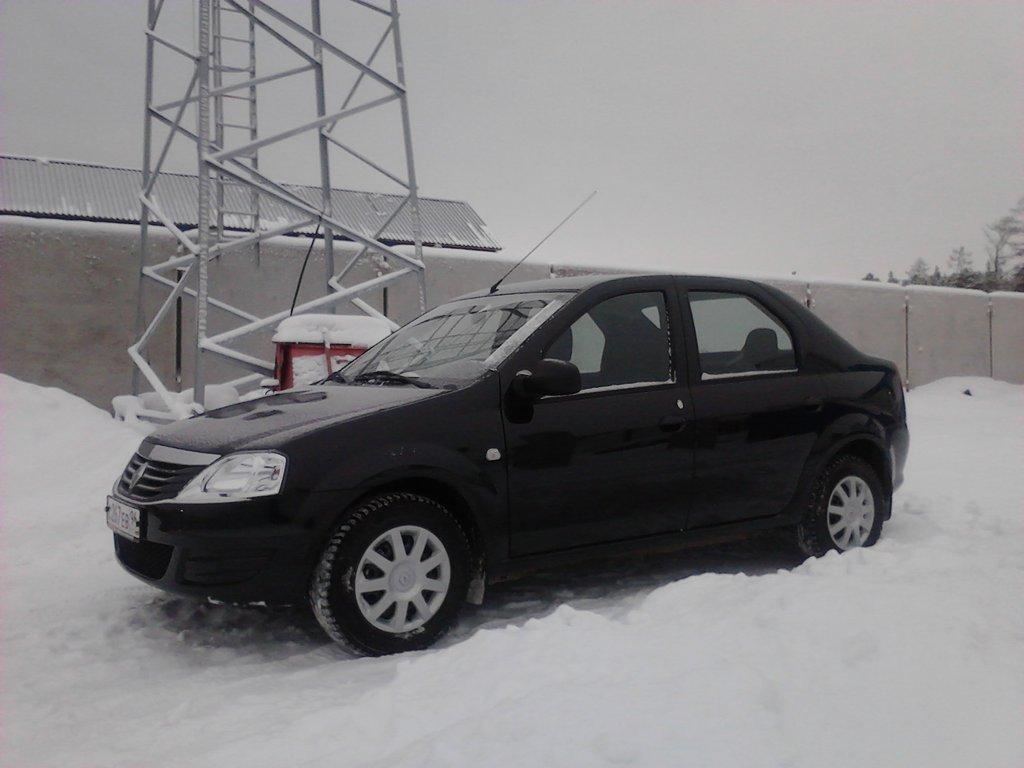 Renault Logan. Отзывы владельцев