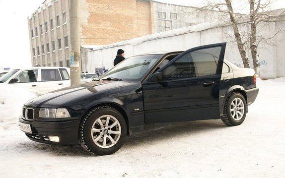 BMW 3-Series. Отзывы владельцев
