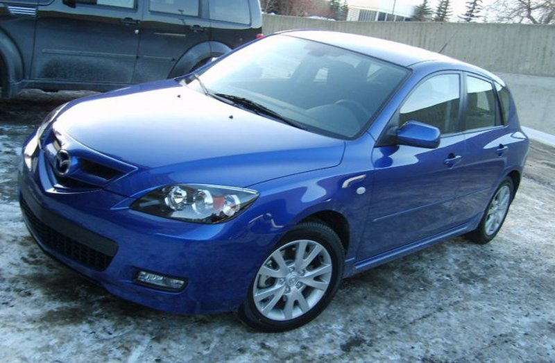 Mazda 3. Отзывы владельцев