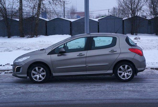 Peugeot 308. Отзывы владельцев