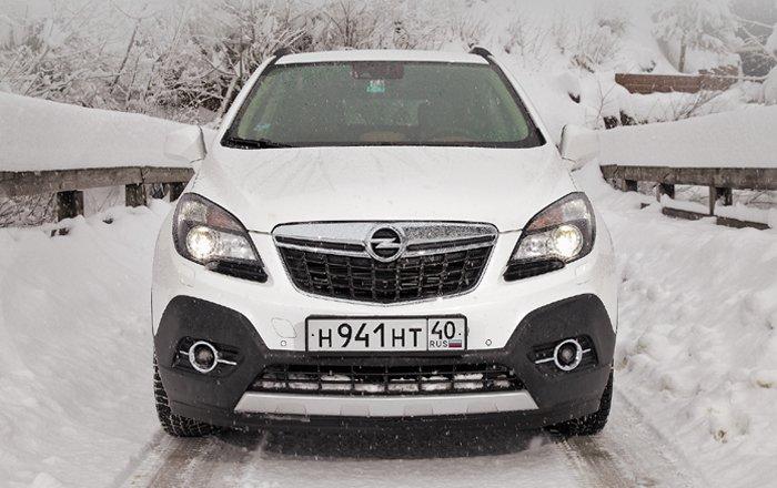 Opel Mokka. На русский вкус