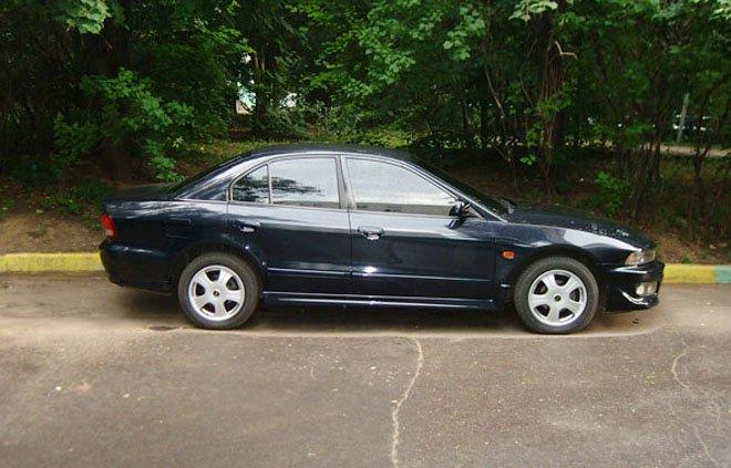 Mitsubishi Galant. Отзывы владельцев
