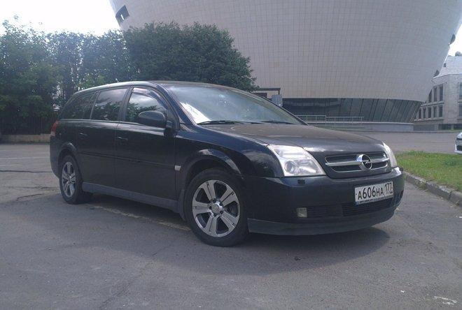 Opel Vectra. Отзывы владельцев