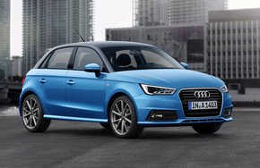 Объявлены цены на самую маленькую Audi