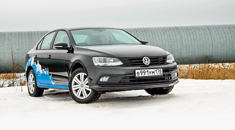 Volkswagen Jetta. Небольшая разница