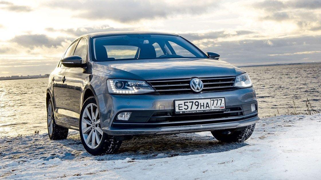 Volkswagen Jetta. Унисекс