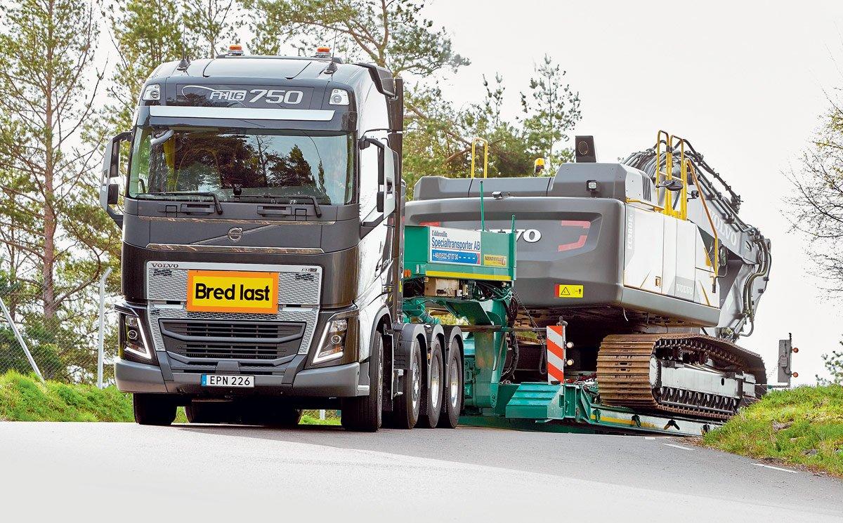 Новшества грузовиков Volvo 2016 года