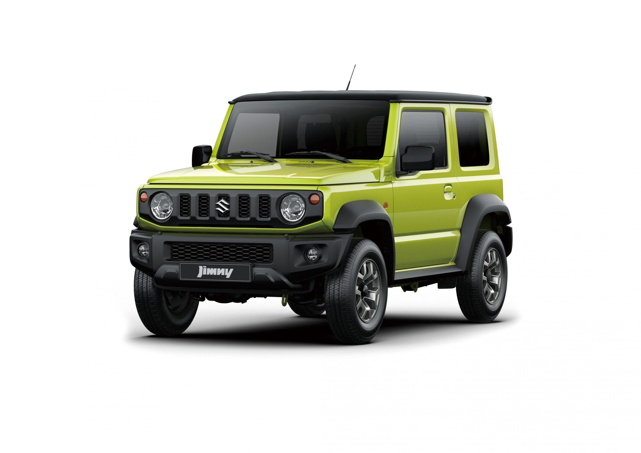 Suzuki Jimny: последний из могикан