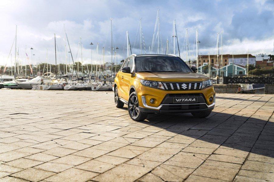 Suzuki Vitara: старт продаж и цена обновленной версии в России