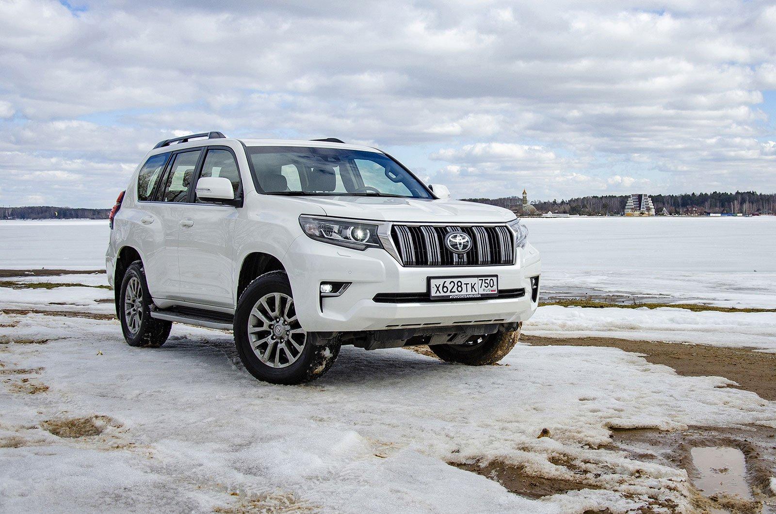 Длительный тест Toyota Land Cruiser Prado. Внедорожник, который вызывает привыкание