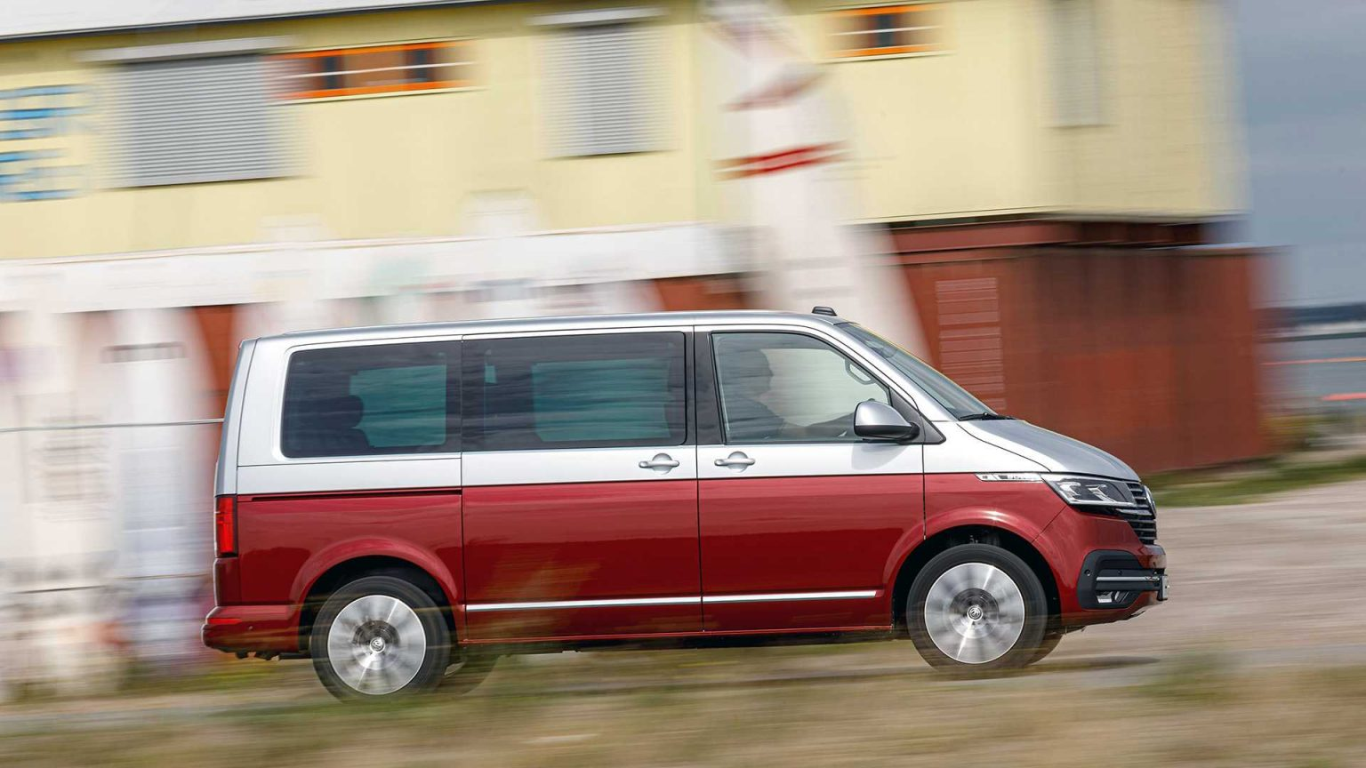 Volkswagen серии Т: теперь в цифре