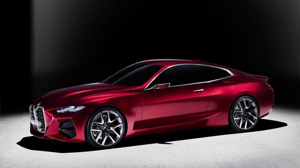 Новое поколение BMW 4-й серии поучит огромную радиаторную решетку