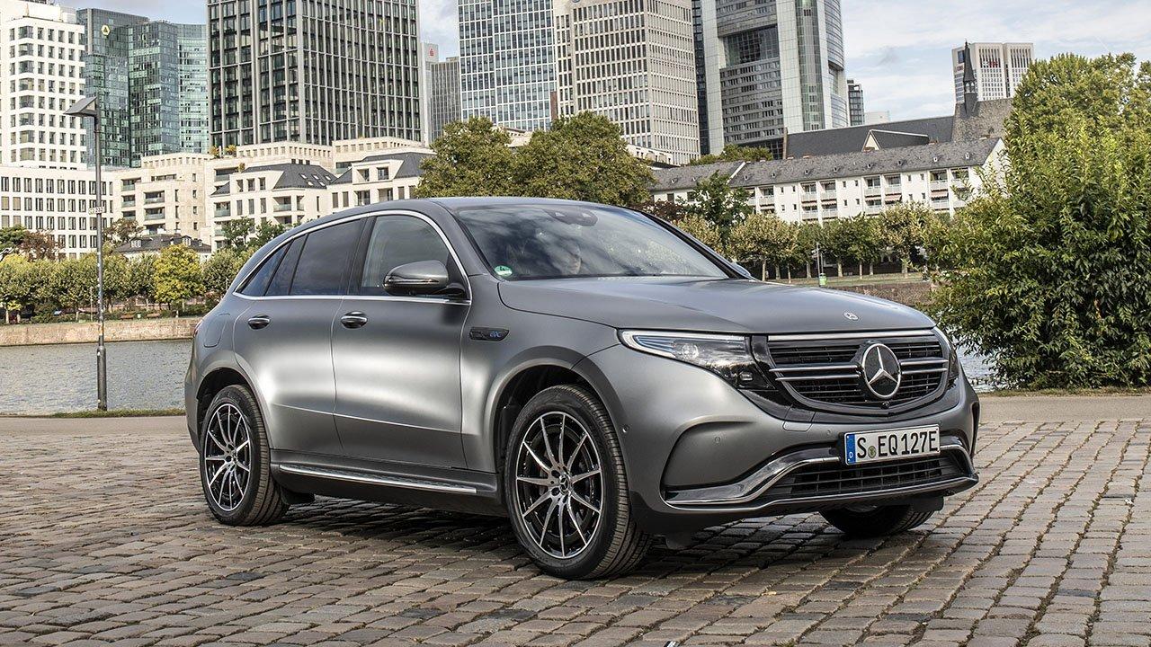 Mercedes-Benz привезет в Россию электромобиль
