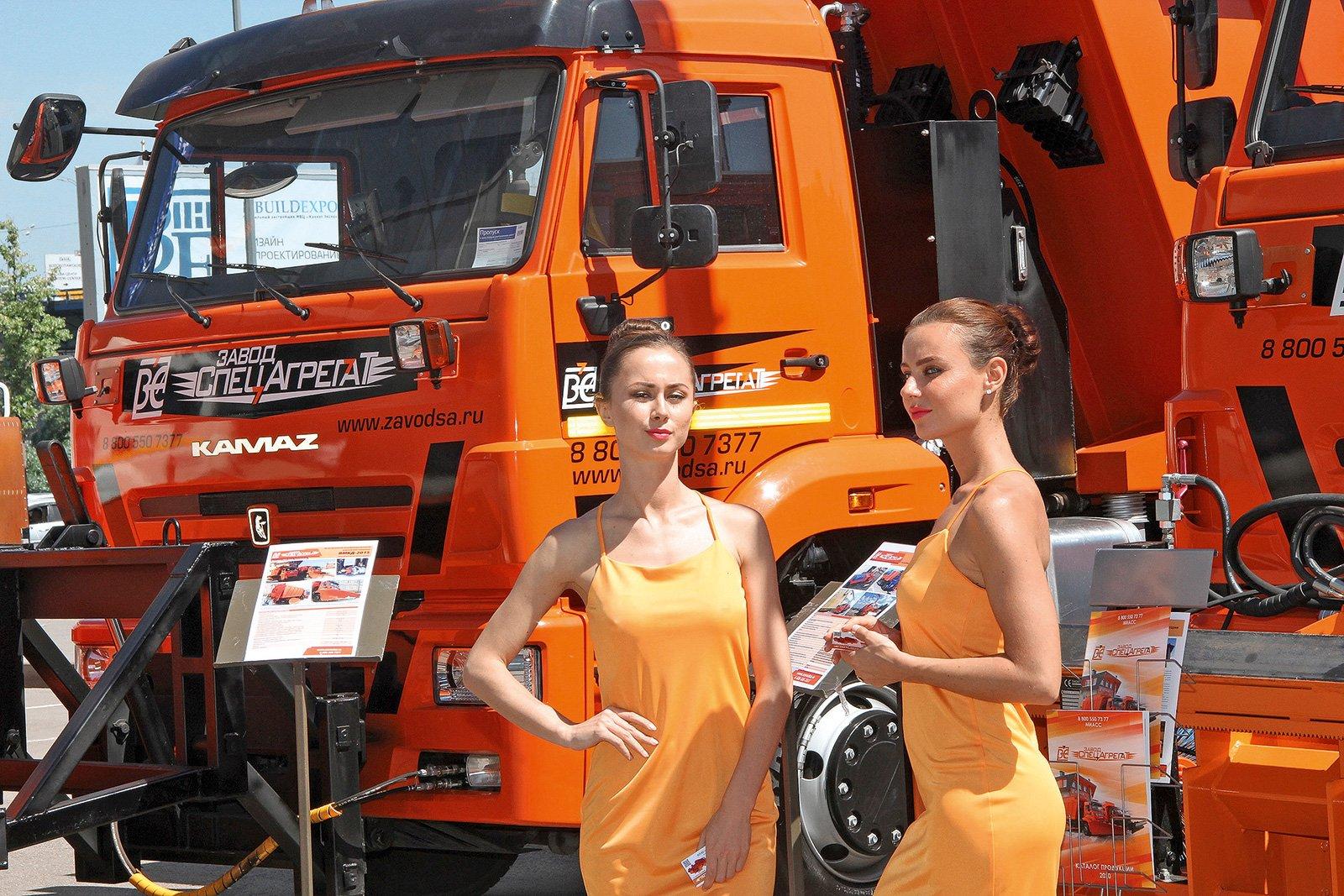 Bauma CTT Russia: от запчастей до технологий