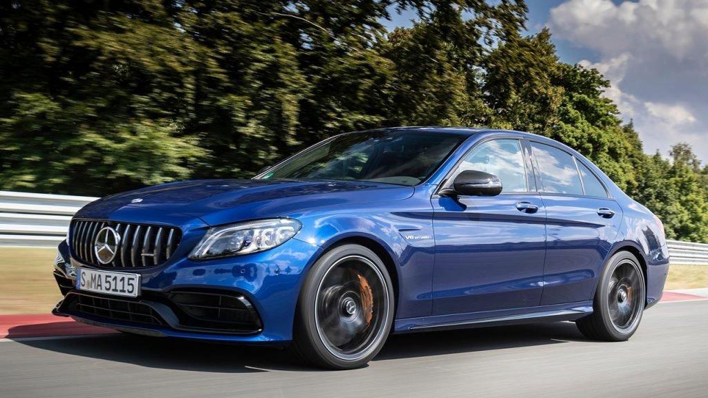 Новый Mercedes-AMG C63 получит плагин-гибридный мотор
