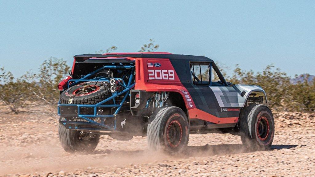 Ford показал, каким будет возрожденный Bronco