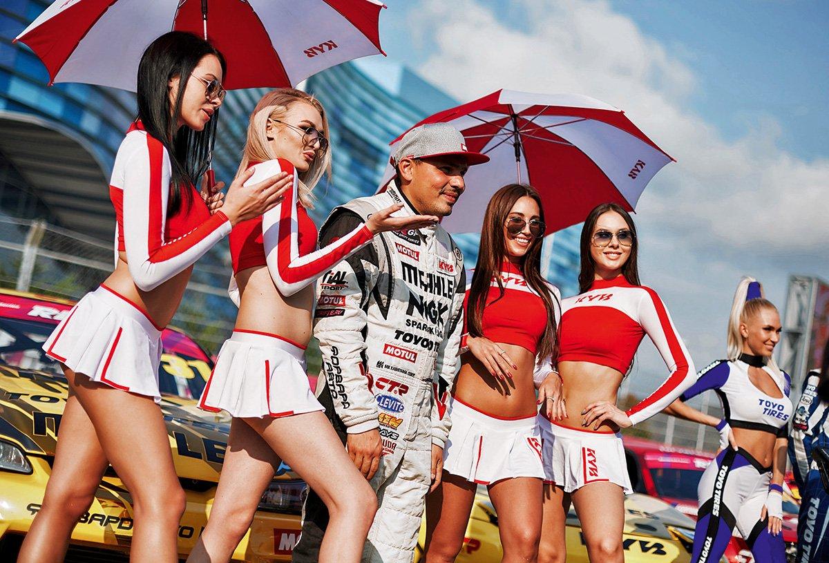 Русский дрифт: о чем говорят гонщики RDS GP