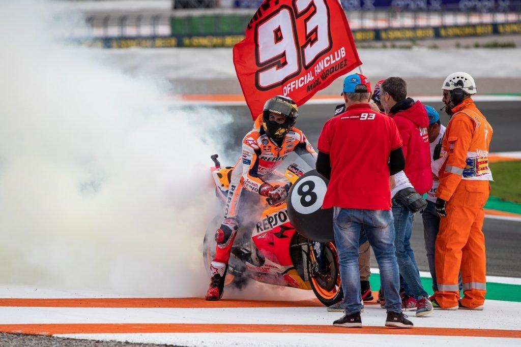Honda завоевала «тройную корону» MotoGP