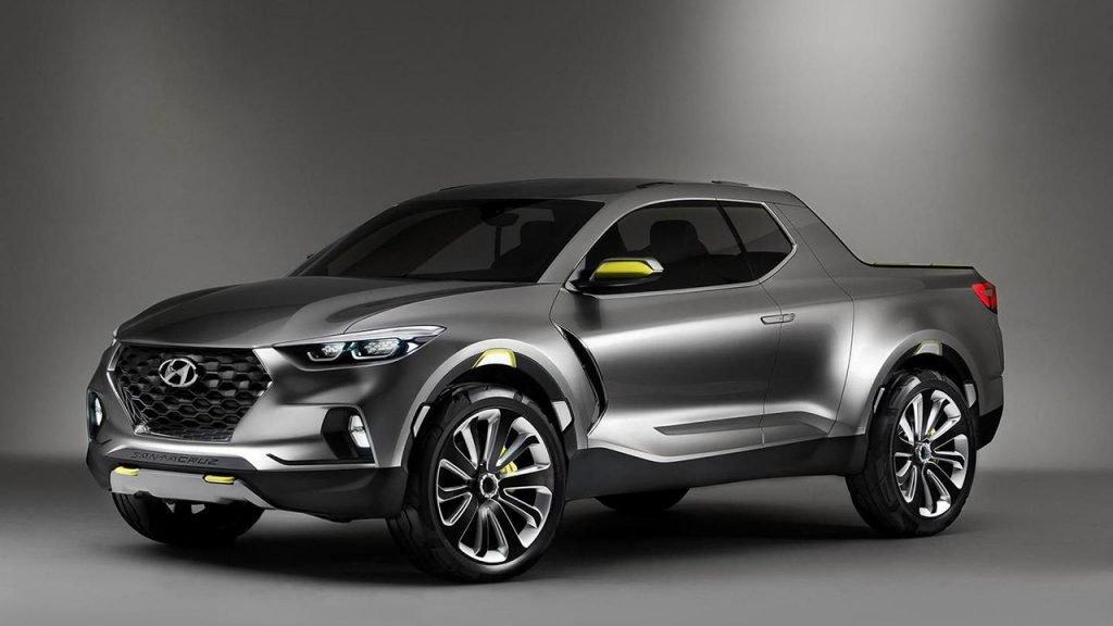 У Hyundai появится необычный пикап