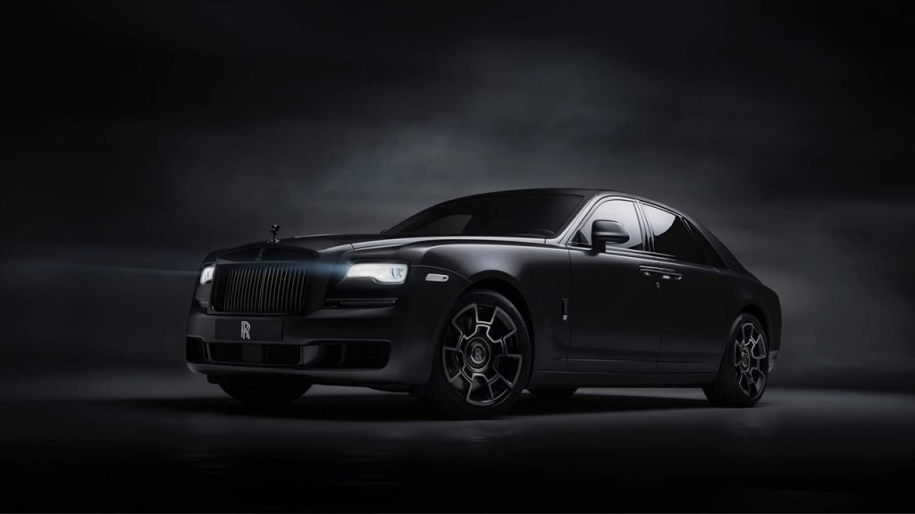 Rolls-Royce прекратил производство седана Ghost