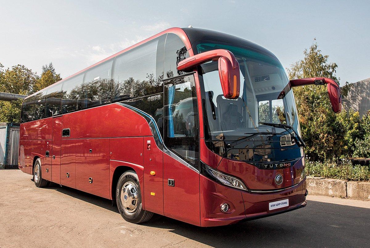 лучшие туристические автобусы фото ттх всем спектром