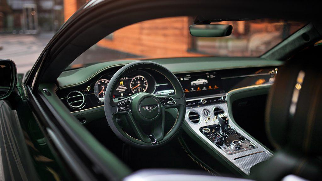 Bentley привезла в Россию эксклюзивный вариант купе Continental GT
