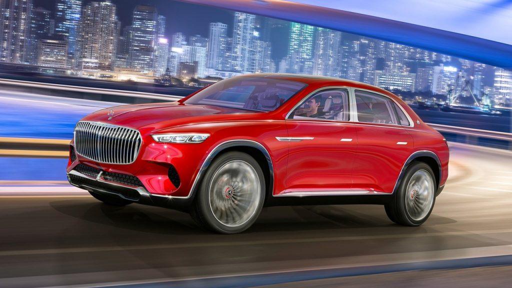 Mercedes-Maybach представит внедорожник в ноябре