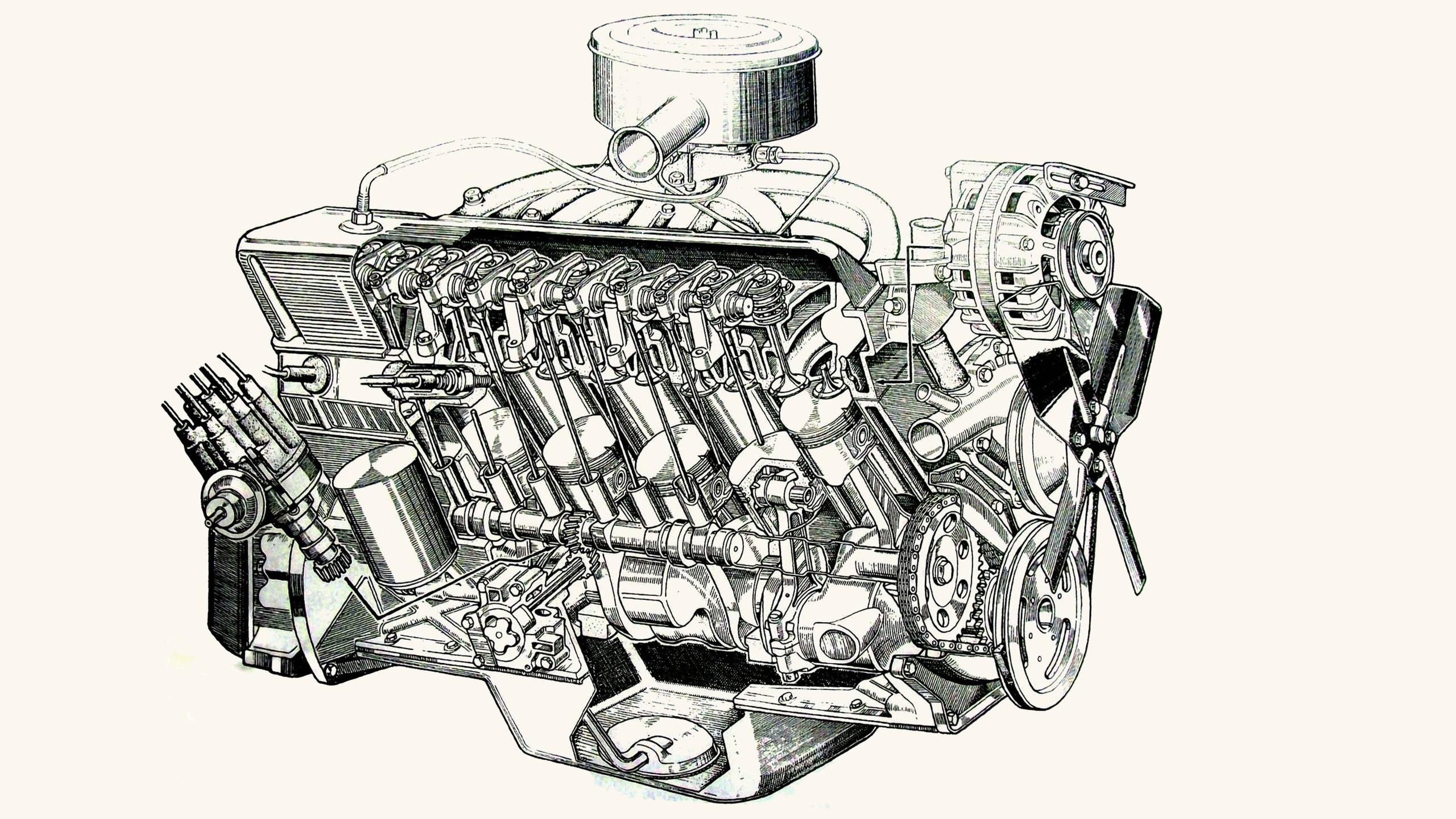 FIAT-Chrysler готовит рядную бензиновую «шестёрку» мощностью в 700 л.с.
