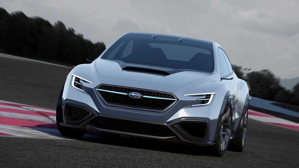 Subaru WRX STI лишится двух дверей