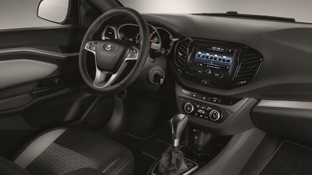 Известны динамические характеристики Lada Vesta с вариатором