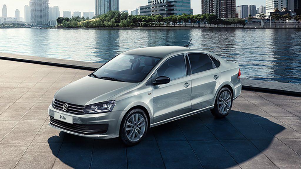 Седан Volkswagen Polo получил дешевую версию