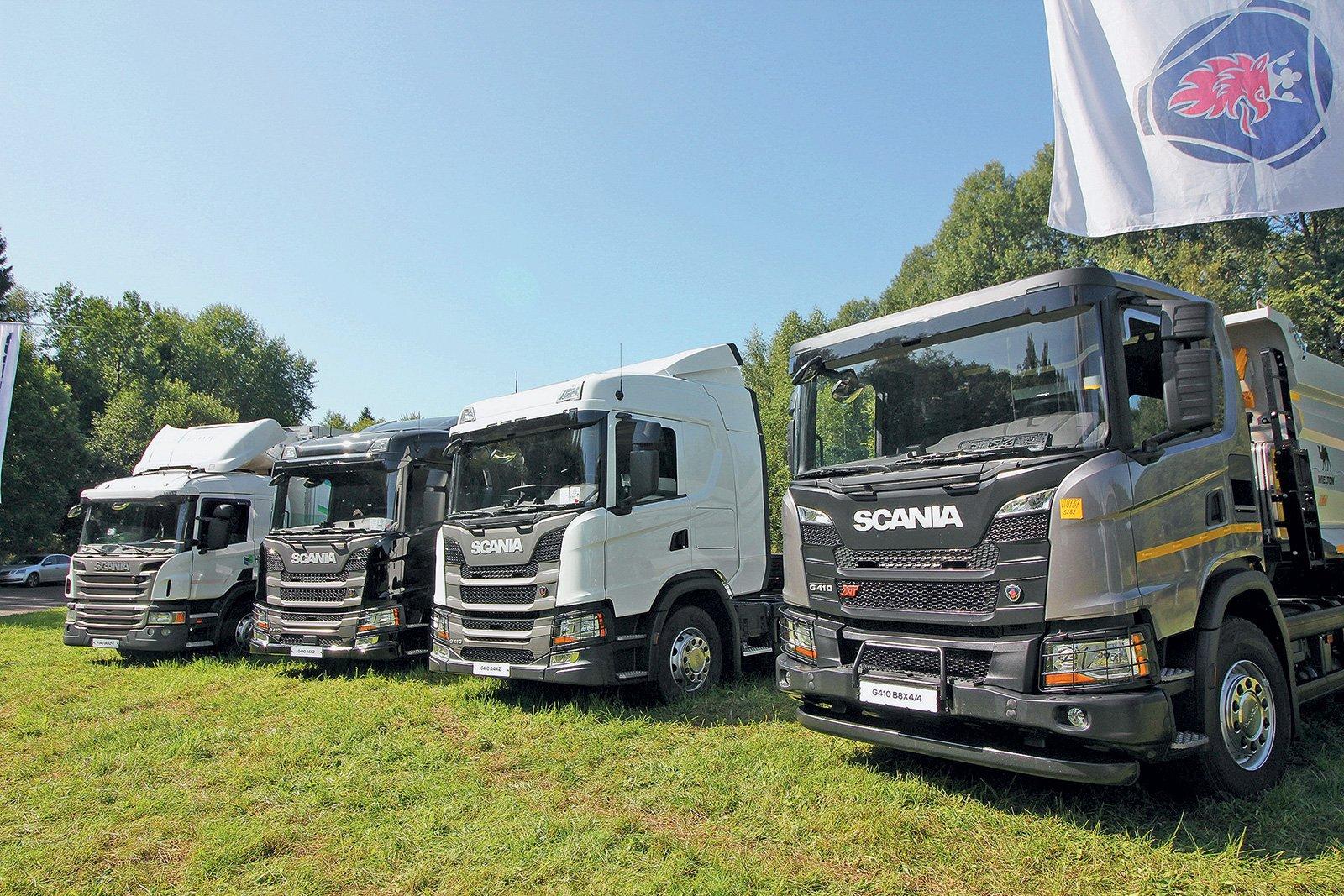 Как шведы учили нас грузовик водить, или что такое Scania Driver Коучинг