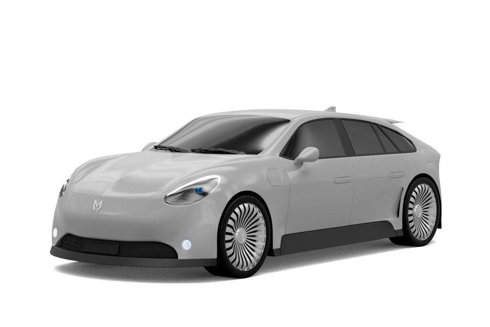 Ё-Монарх: проект национального электромобиля оказался фейком