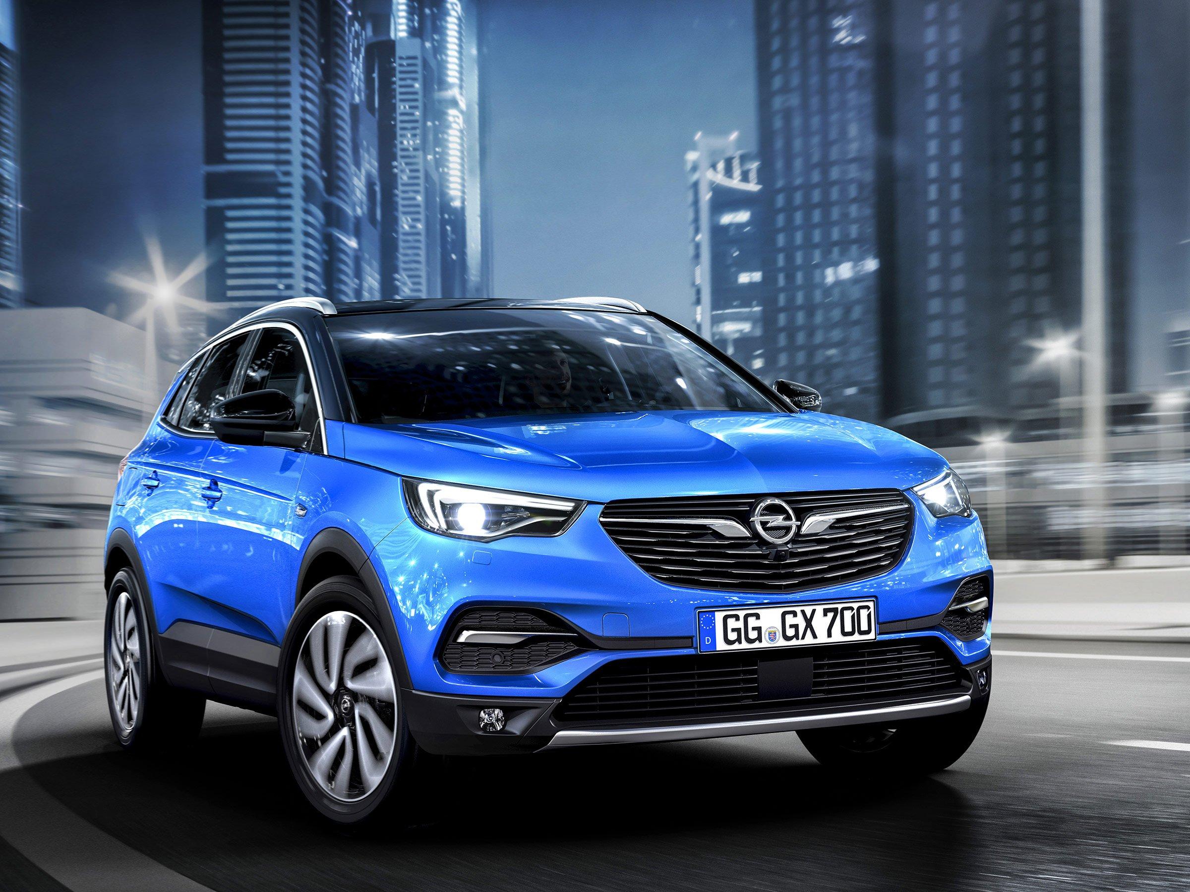Кроссовер Opel и ещё 6 новинок российского рынка (цены известны)
