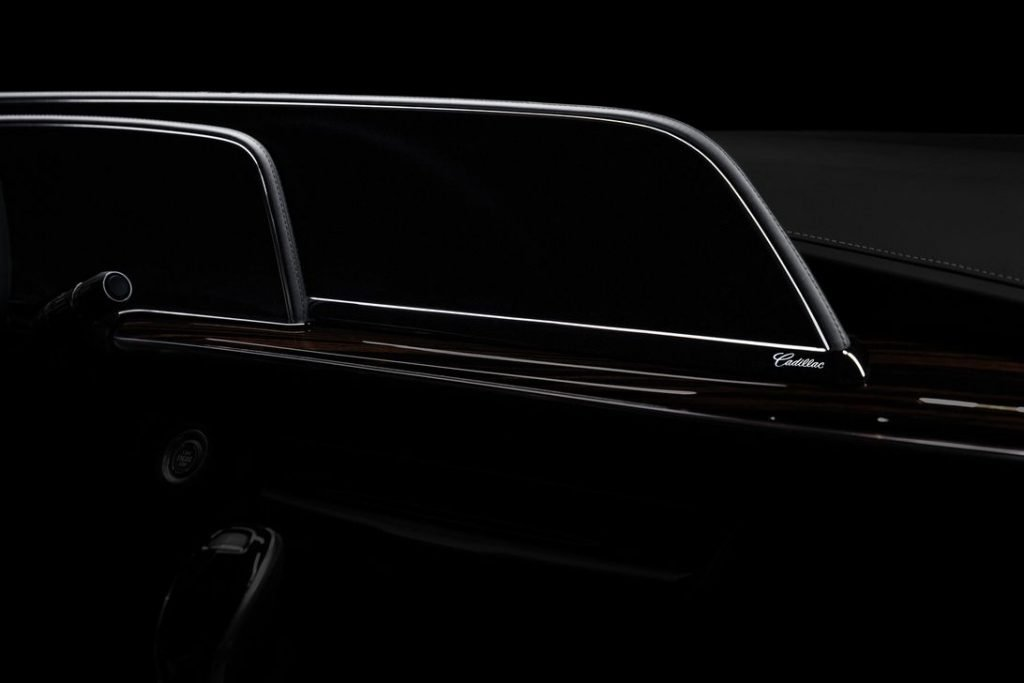 Cadillac Escalade покажут на церемонии «Оскар»