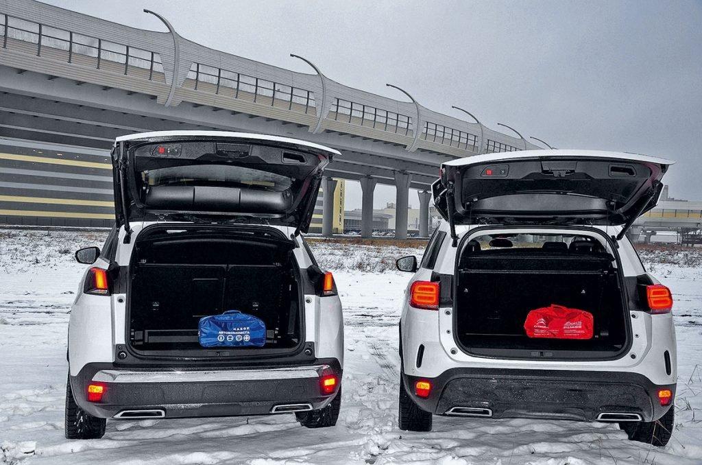 Citroen C5 Aircross против Peugeot 3008. Сравнили и поняли, как ошибались