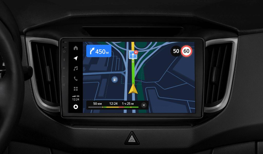 Яндекс Авто получит новый интерфейс и полезные функции