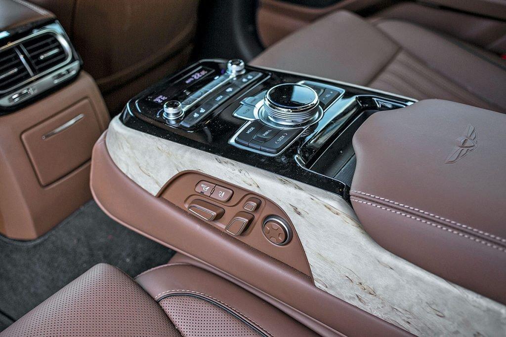 Америка против Кореи. Что выбрать: Cadillac CT6, Genesis G90 или Kia K900?