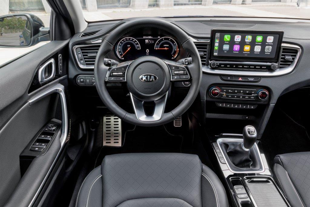 Kia Xceed готов к выходу на российский рынок