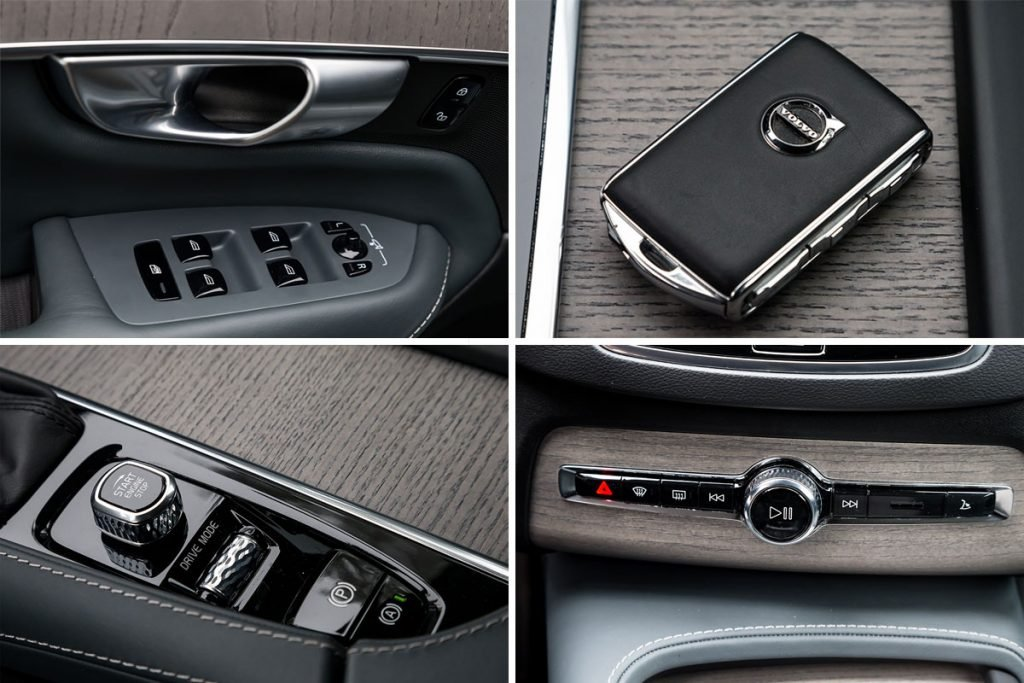 А что тут нового? Тест-драйв Volvo XC90 2020-го модельного года
